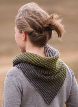 Strickpackung Wood Warbler Cowl by Martina Behm